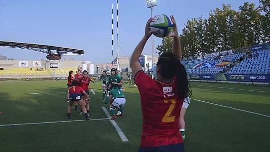 Clasificación Mundial Femenino: España - Irlanda