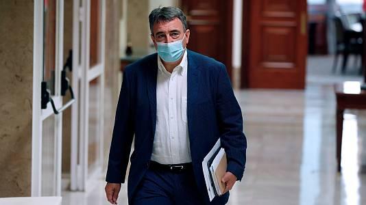 """Aitor Esteban, sobre la renovación del CGPJ: """"No le veo solución, los partidos buscan las cuotas en vez de un  equilibrio ideológico"""""""