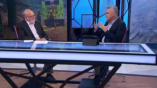 Salvador Gómez Valdés entrevista al Profesor de Investigació