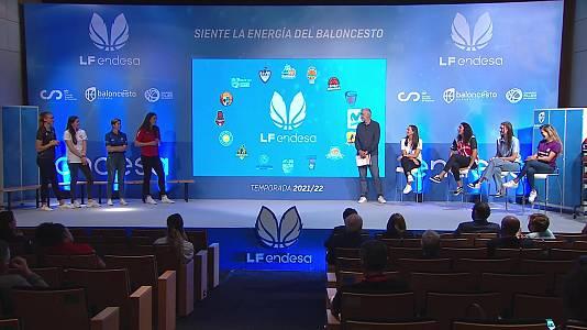 Acto presentación Liga Endesa Femenina de baloncesto
