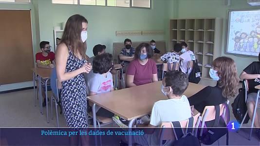 Polèmica per l'accés a les dades de vacunació d'alumnes i docents per part dels centres educatius