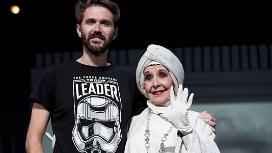Concha Velasco habla de su relación con Fernando Arribas
