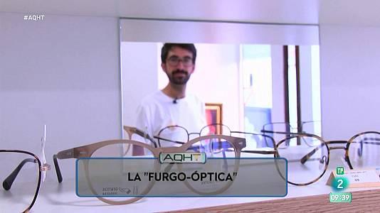 La furgo-óptica a domicilio