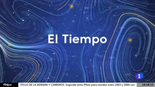El tiempo en Castilla y León - 15/09/21