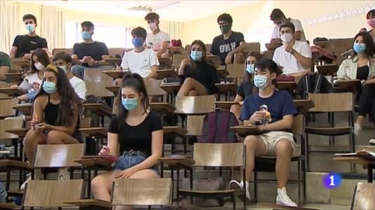 Recuperar la presencialidad total es el reto para la Universidad de Zaragoza