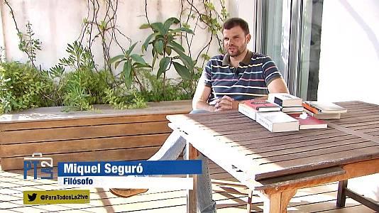Miquel Seguró reflexiona sobre la muerte