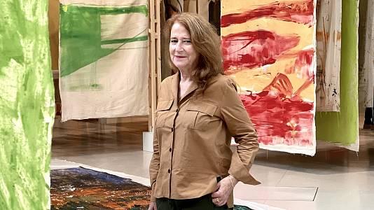 """Vivian Suter: """"La Naturaleza es cocreadora de mi obra"""""""
