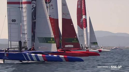 Sail GP Saint Tropez