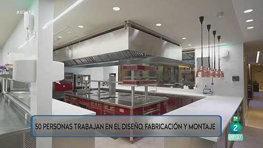 Aquí  hay trabajo Las cocinas de los mejores chefs del mundo