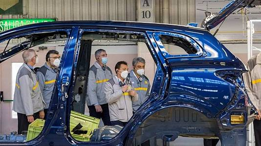 La falta de chips lastra la industria automovilística