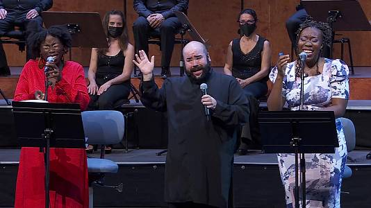 Coro RTVE. Spiritual & Monumental