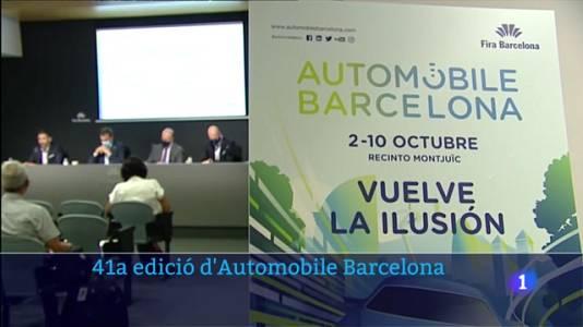 El cotxe elèctric i la digitalització, grans eixos del Saló de l'Automòbil