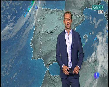 El tiempo en Andalucía  - 17/09/2021