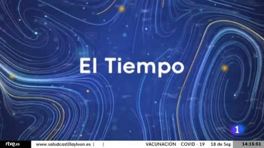 El tiempo en Castilla y León - 17/09/21