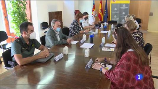 L'Informatiu Comunitat Valenciana 1 - 17/09/21