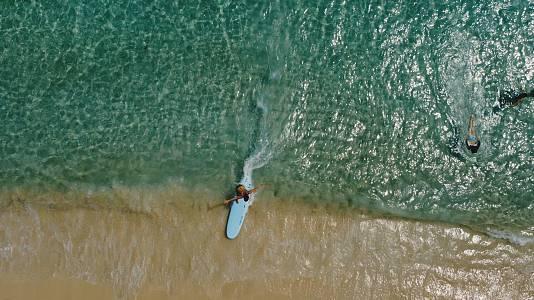 Gemma Mengual nos descubre un paraíso para el surf