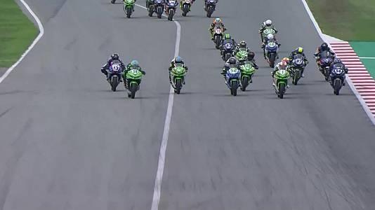 Campeonato Mundo Superbike. World Supersport 300 1ª carrera