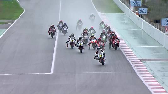 Campeonato Mundo Superbike. WSBK 1ª carrera