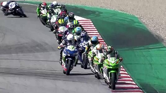 Campto Mundo de Superbike. World Supersport 300 2ª carrera