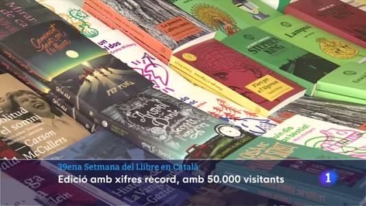 Exitosa edició de la Setmana del Llibre en Català