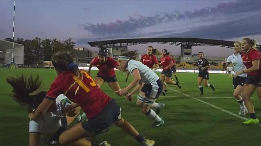 Clasificación Mundial femenino: España - Escocia