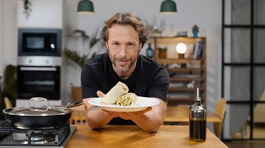 Tortilla Waldorf de Gipsy Chef