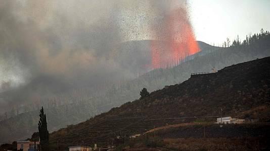 Sismóloga explica volcán de La Palma