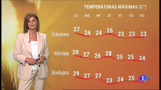 El tiempo en Extremadura - 20/09/2021