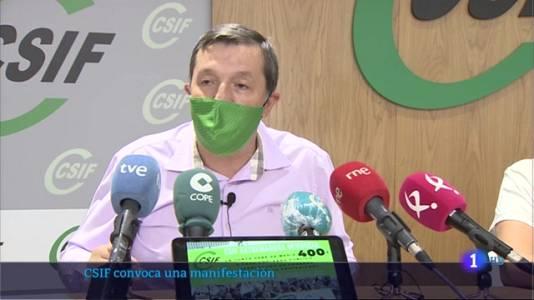 CSIF convoca una manifestación el próximo 6 de octubre