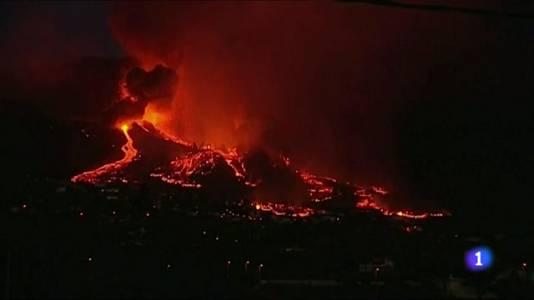 Més de 5.000 persones evacuades de tres municipis de La Palma