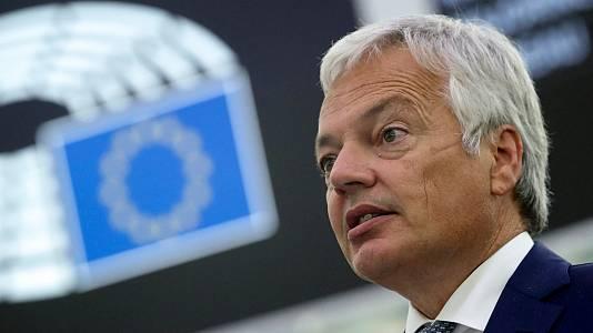 La Comisión Europea vuelve a instar a los partidos españoles a pactar la renovación del CGPJ