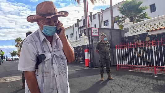 El volcán de La Palma deja cerca de 5.500 evacuados