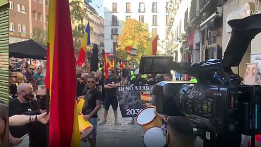 La Policía tenía constancia de que detrás de la manifestación de Chueca había grupos neonazis