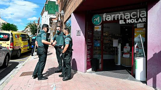 Detienen a Noelia de Mingo por agredir con arma blanca a dos mujeres en El Molar