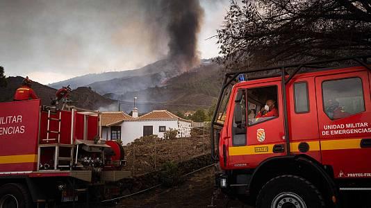 Así ha quedado La Palma tras la erupción del volcán Cumbre Vieja
