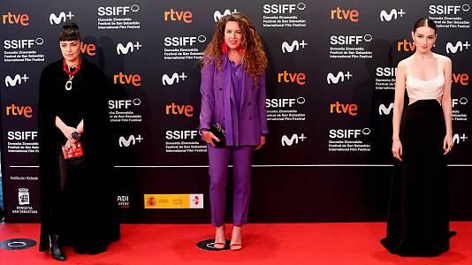 Claudia Llosa llega al Festival de Cine de San Sebastián con su nuevo trabajo 'Distancia de rescate'