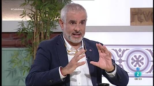"""Carlos Carrizosa: """"Aragonès serà el nou Puigdemont"""""""