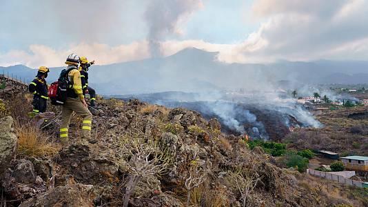 6.000 desalojados por el volcán de La Palma