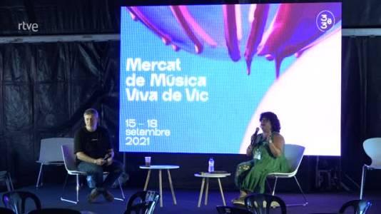 Efecte Collins presenta la segona temporada al Mercat Música Viva de Vic