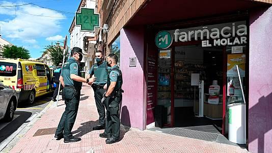Noelia de Mingo entra en prisión tras herir a dos mujeres con un cuchillo