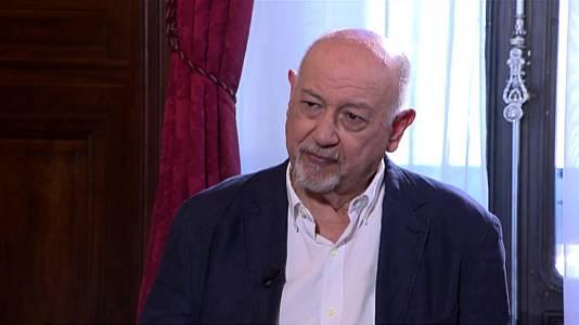 Juan Eslava Galán, escritor