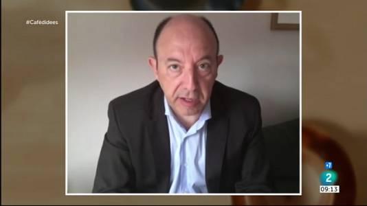 """Gonzalo Bernardos: """"La inflació serà un problema temporal"""""""