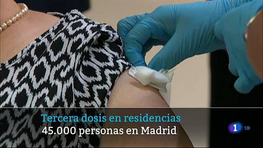Informativo de Madrid 1 22/09/2021