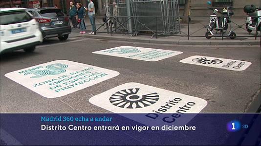 Informativo de Madrid 2 22/09/2021