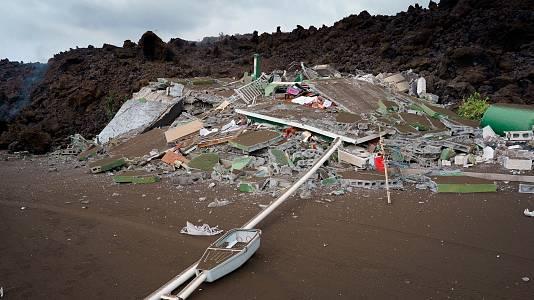 """Proponen al Gobierno """"expropiación"""" y """"justiprecio"""" de las propiedades afectadas por el volcán"""
