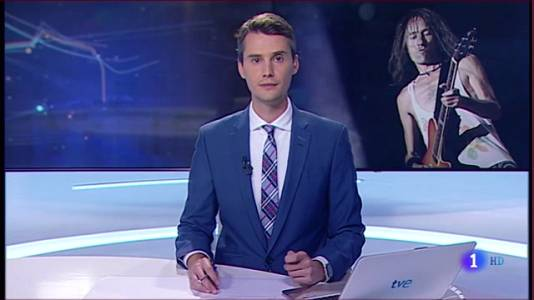 TVE Extremadura entrevista a Robe Iniesta
