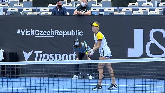 WTA Torneo Ostrava: Sorribes - Bencic