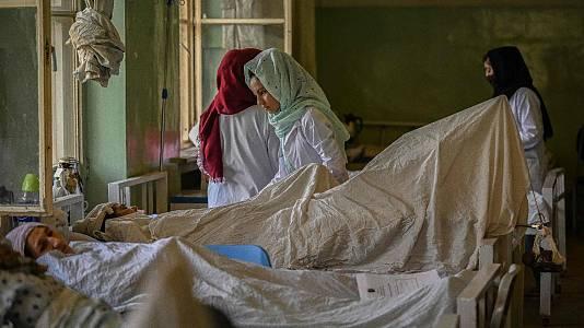 Desnutrición, hambre y escasez de medicinas: la cara más trágica del Afganistán de los talibanes