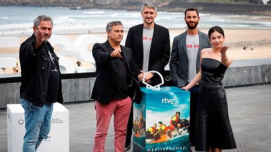 El 'Mediterráneo' y las mareas de tragedia llegan al Festival de San Sebastián