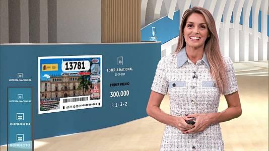 Sorteo de la Lotería Nacional, Bonoloto, Primitiva y Jóker del 23/09/2021